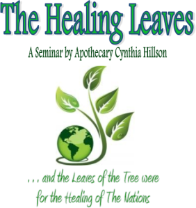 The Healing Leaves Seminar small flyer