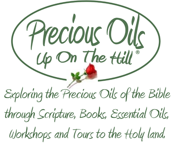 Precious Oils Logo 2017 Dec